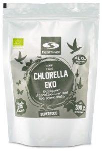 Chlorellapulver från healthwell
